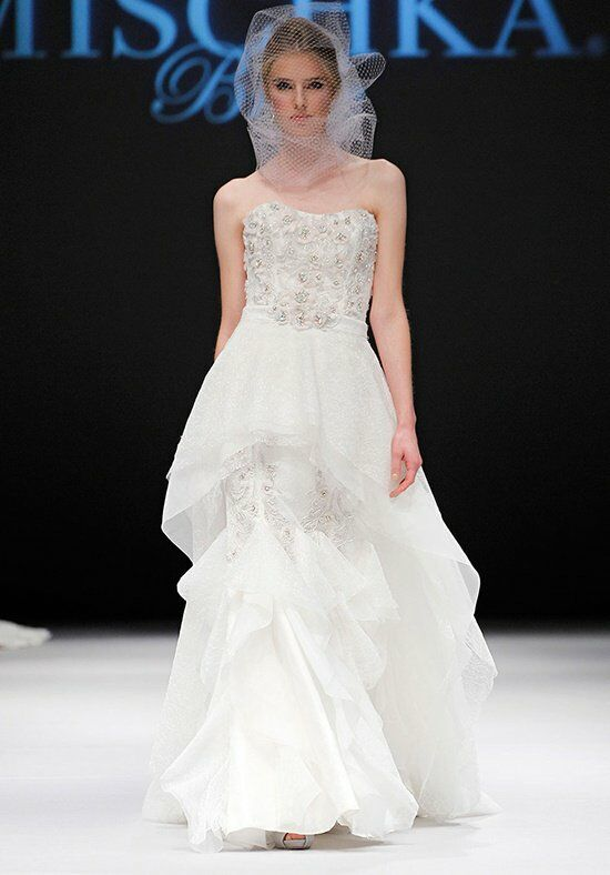 Badgley Mischka Bride Leigh Wedding Dress photo