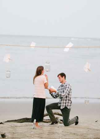 Photo: Caroline Ro Photography // Featured: The Knot Blog