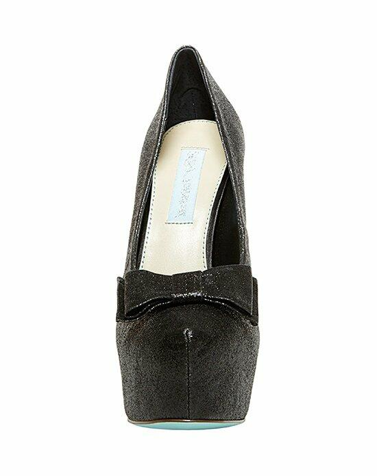 Blue by Betsey Johnson SB-Gala- Black Wedding Shoes photo