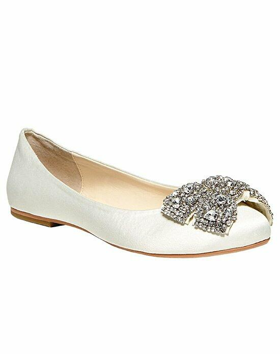 Blue by Betsey Johnson SB-EVER- Ivory Wedding Shoes photo