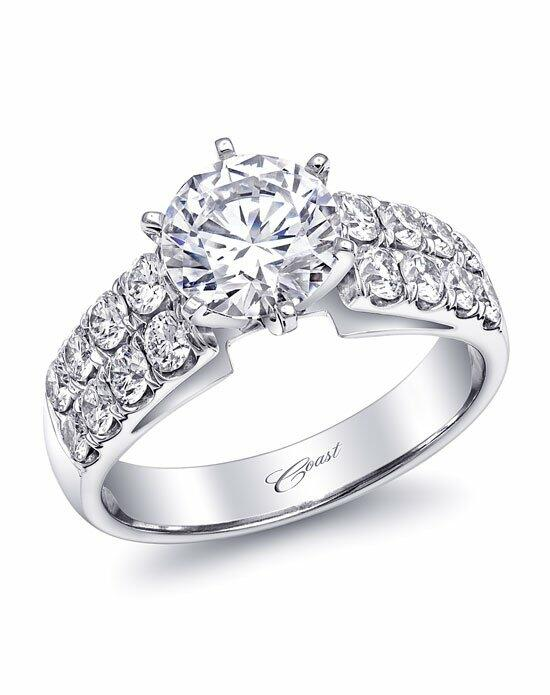 Coast Diamond Charisma Collection - LC5292 Engagement Ring photo