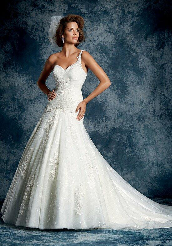 Alfred Angelo Sapphire 895 Wedding Dress photo
