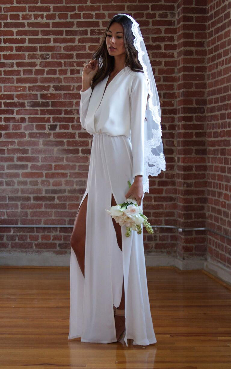 Were in love with stone cold foxs new boho wedding dresses sc3 ombrellifo Images