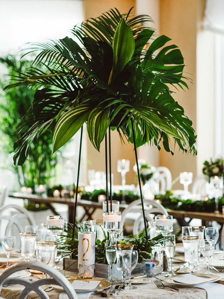 Simple non-floral centerpiece ideas for your wedding