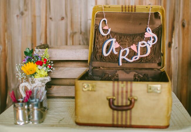 18 Things You Can Use For A Card Box At Your Reception – Card Box for Wedding Reception