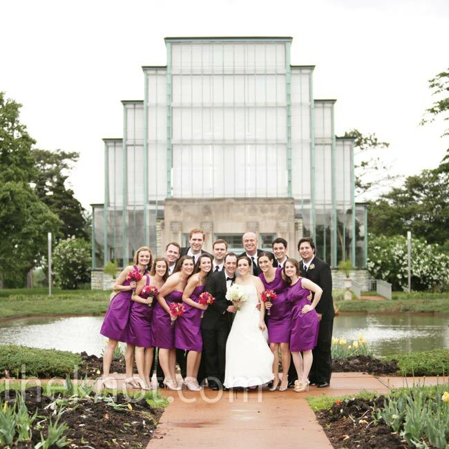 A Formal Wedding In St. Louis, MO