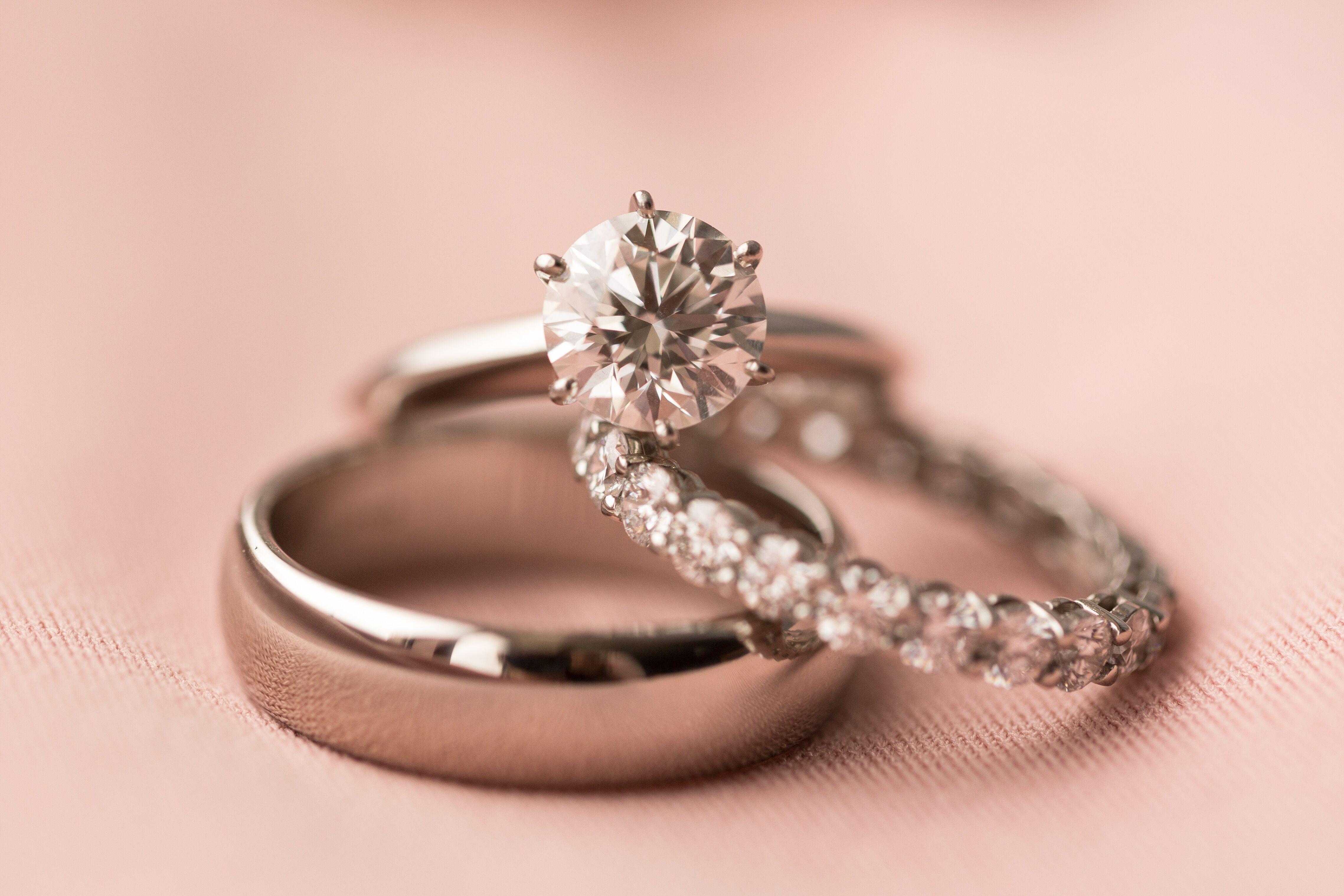 Tiffany Round-Cut Diamond Ring