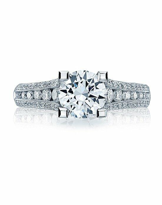Tacori HT 2513 RD 7.5 1/2X Engagement Ring photo