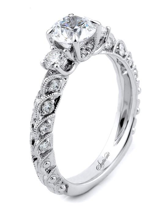 Supreme Jewelry SJ1516 Engagement Ring photo