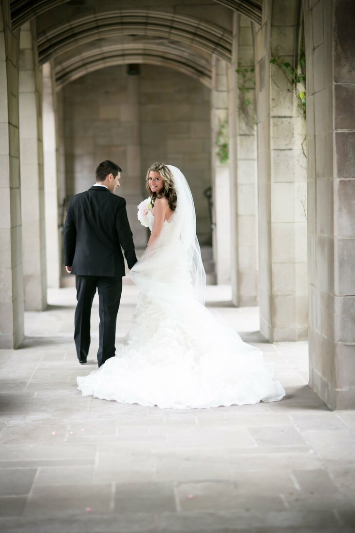A Chicago Union Station Wedding in Chicago, Illinois