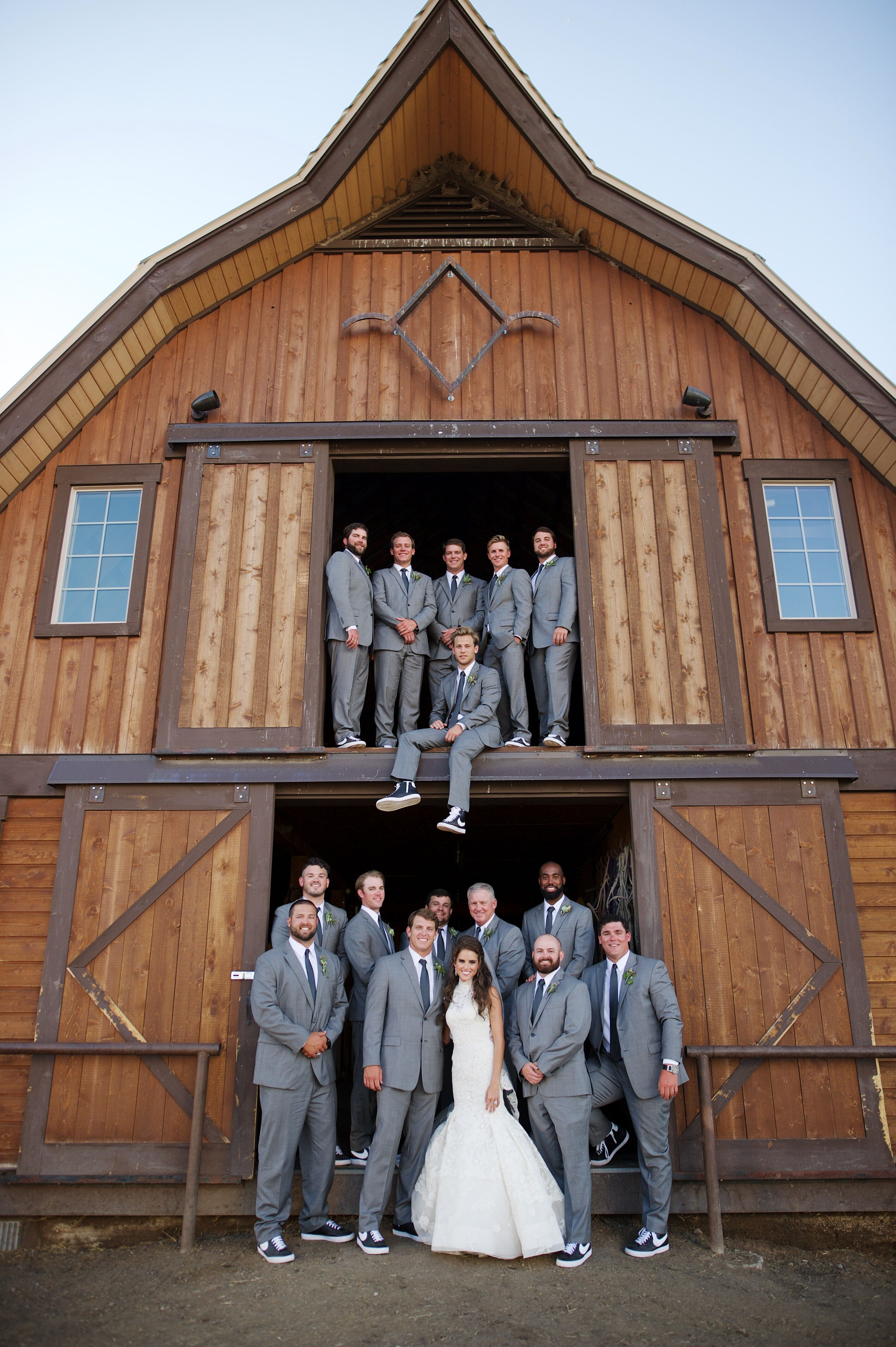 A Mountain Chic Wedding At The Flying Diamond Ranch In