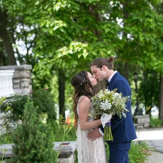 A Romantic Bohemian Wedding in Kansas City
