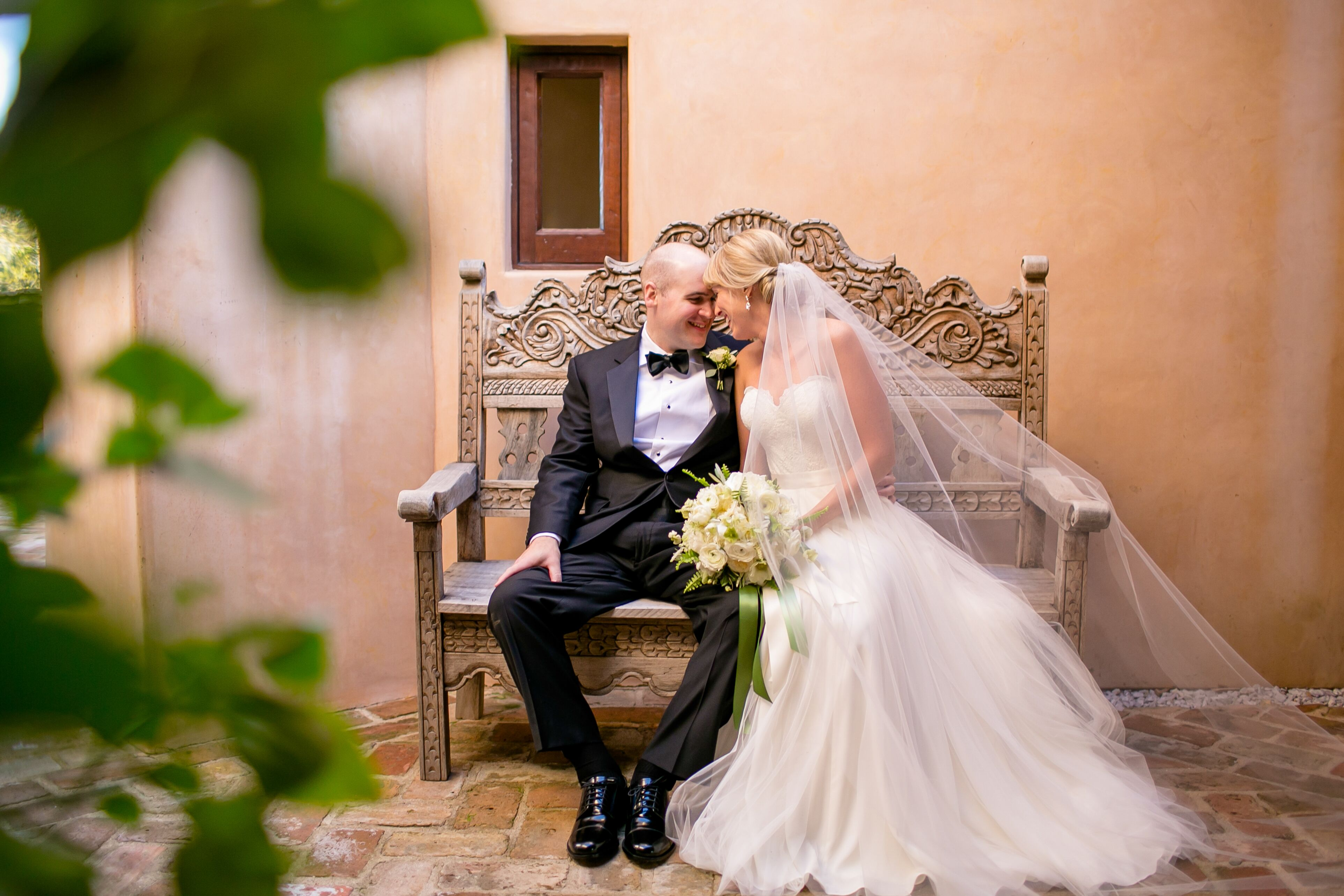 A luxe romantic wedding with rustic flair at the escondido golf