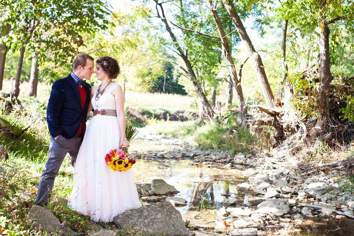 A Whimsical Vintage Wedding At Neltners Farm In Camp Springs Kentucky