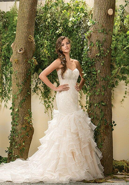 Jasmine Collection F181019 Wedding Dress photo