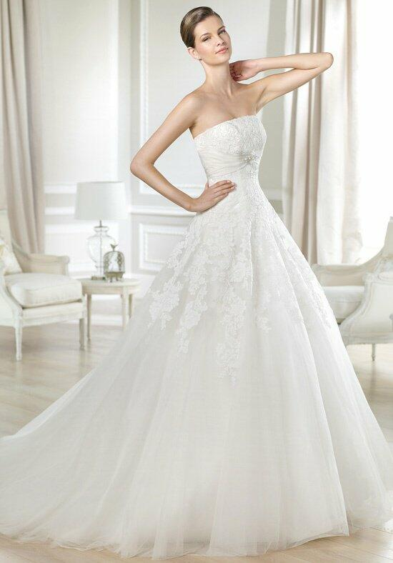 WHITE ONE Triana Wedding Dress photo