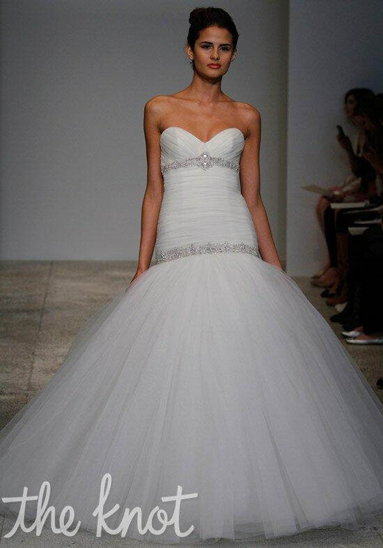 Kenneth Pool Angelic Wedding Dress photo