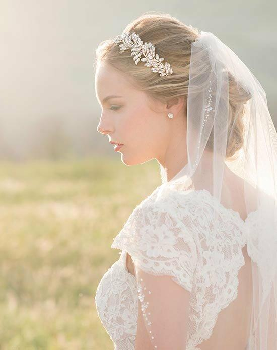 Bel Aire Bridal 6482 Wedding Headbands photo