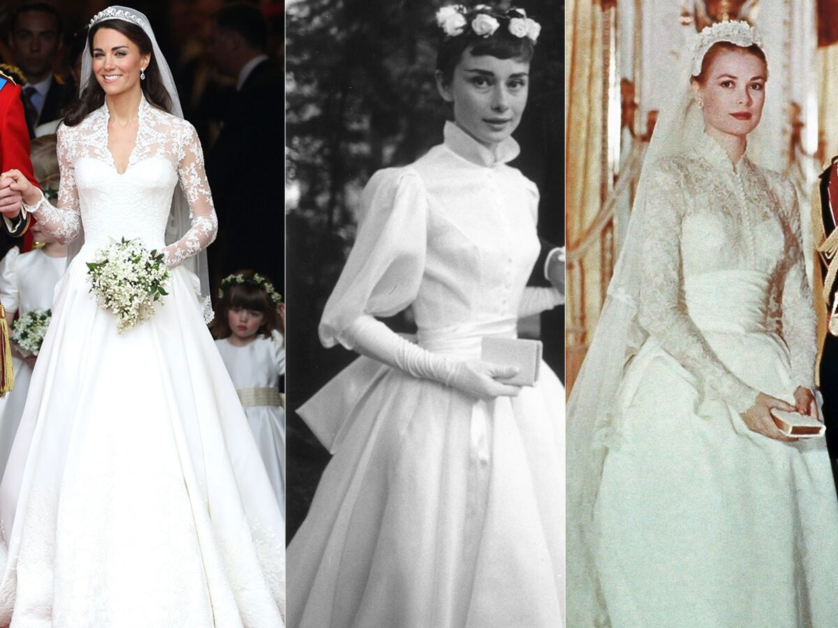 Wedding Dresses: The Most Iconic Wedding Dresses Of All Time