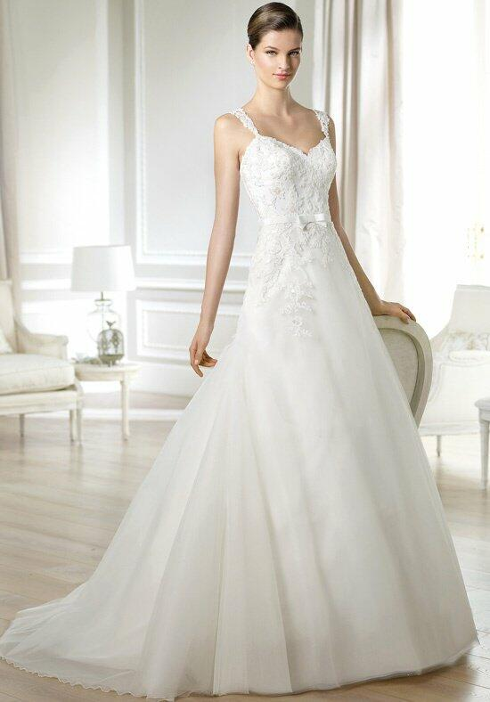 WHITE ONE Jaedin Wedding Dress photo