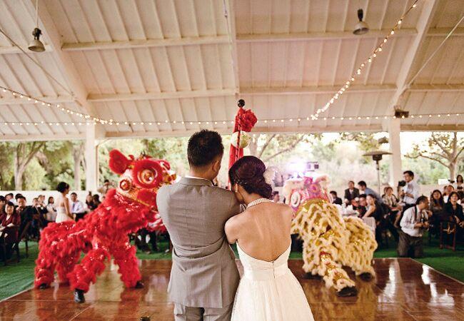 wedding reception photographs