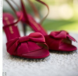 5143f786e50 Maroon Bridal Shoes