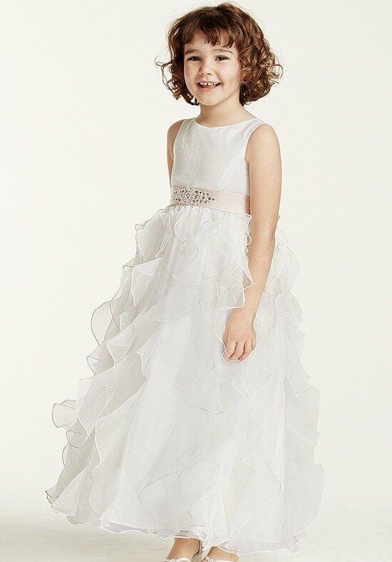 David's Bridal Juniors H1281 Flower Girl Dress photo