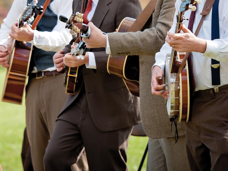 Wedding musicians