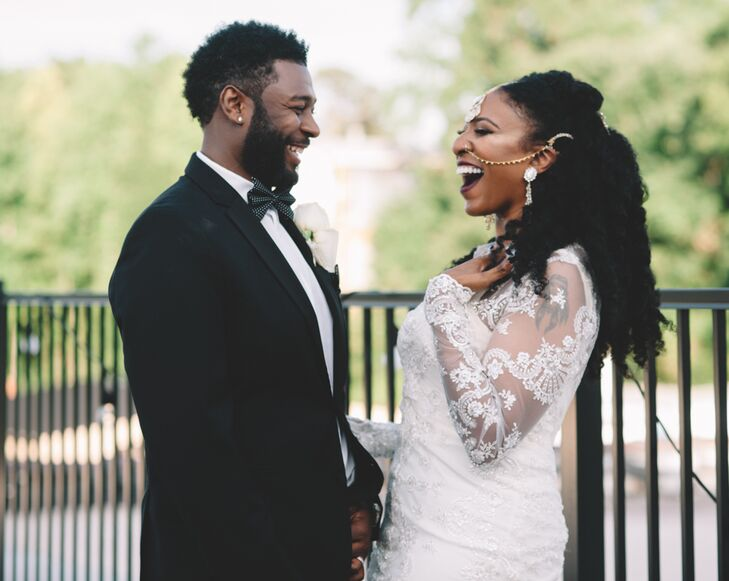 A Sophisticated, African-Inspired Wedding at the Cetwick in Asheboro ...