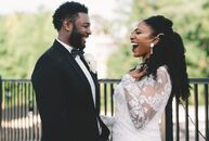 High school lovebirds who rekindled their love nearly two decades later, Ayisha Jefferson (39 and a professor) and Chris Evans (42 and a truck driver)