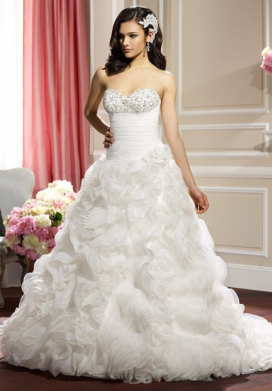 Moonlight Collection J6327 Wedding Dress photo