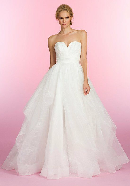Hayley Paige 6507/Esther Wedding Dress photo