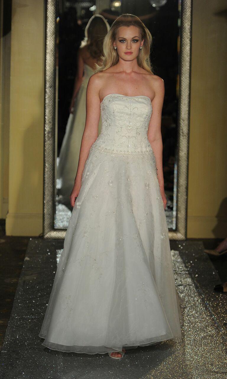 Oleg Cassini At David S Bridal Spring Bridal Fashion Week Photos