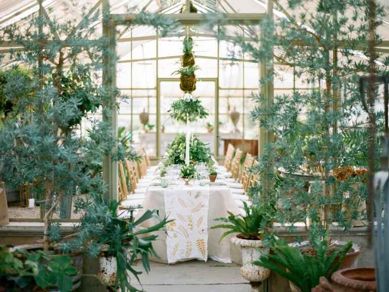 New Jersey Garden Wedding Venues