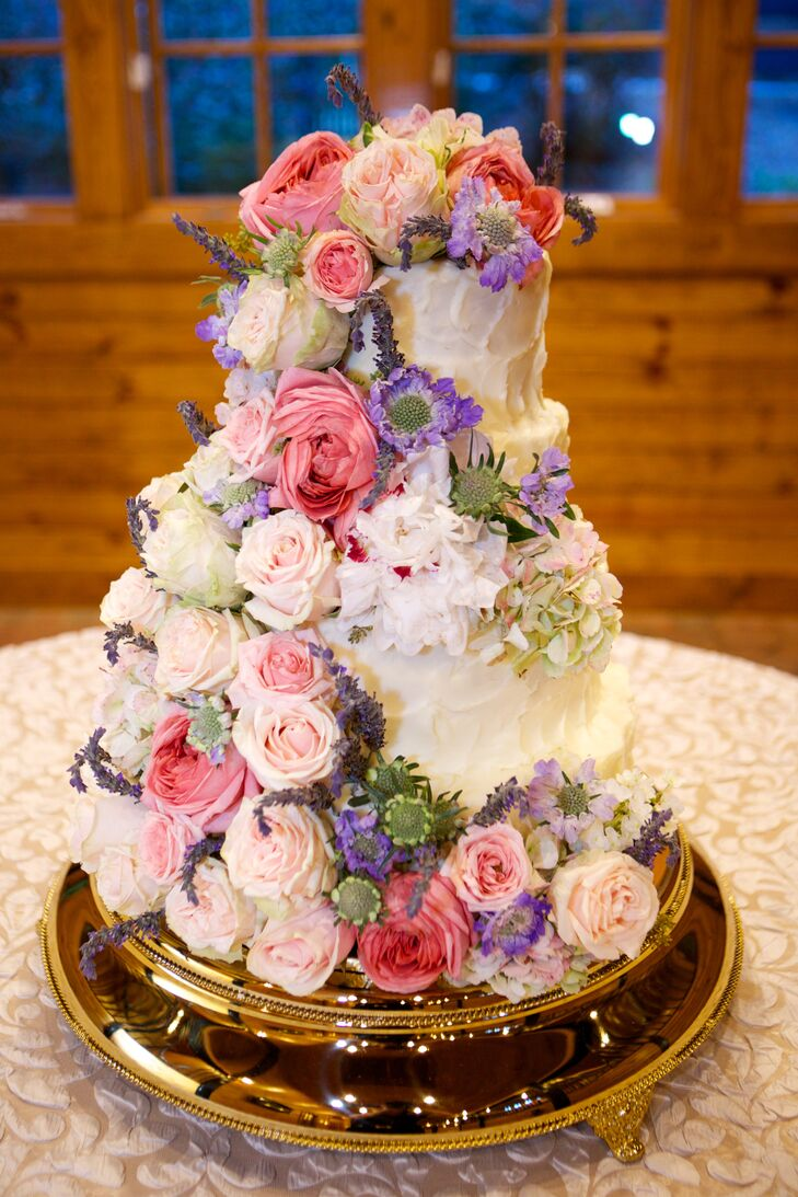 Cake Art Pelham Alabama : A Flower-Filled Spring Wedding at Windwood Equestrian in ...