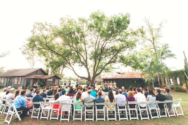 A Garden-Style Spring Wedding At The Acre Orlando In