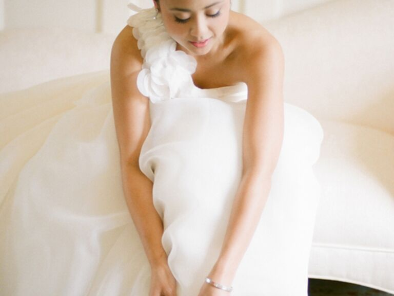 How to Look 10 Pounds Thinner for Your Wedding Day