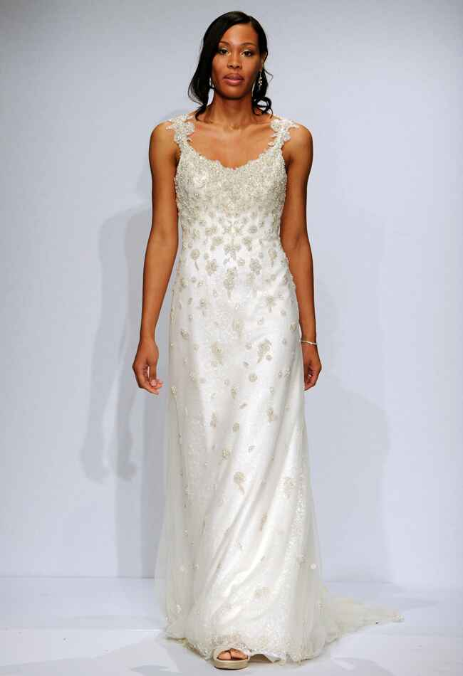 Justin Alexander Spring 2014 Wedding Dresses