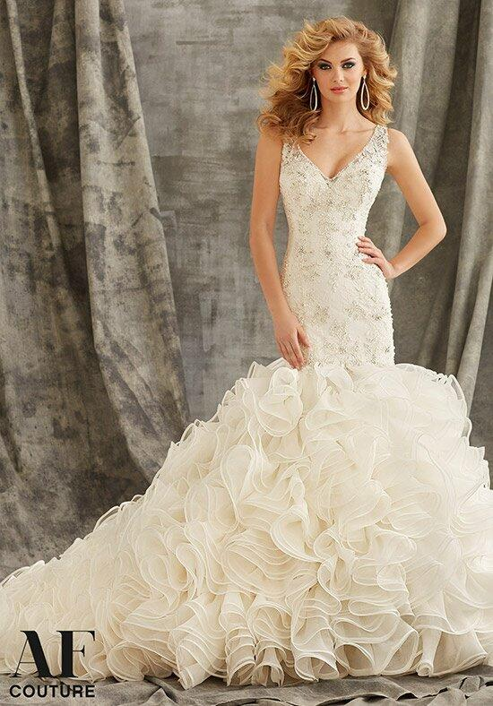 AF Couture: A Division of Mori Lee by Madeline Gardner 1354 Wedding Dress photo