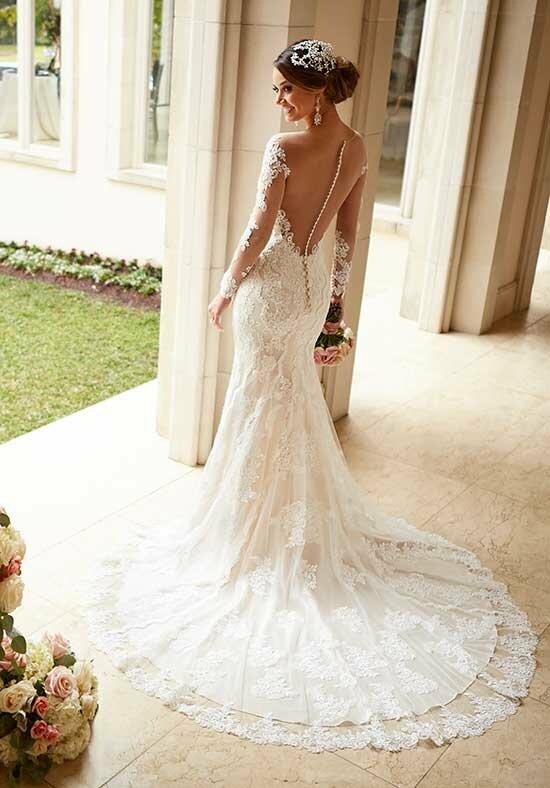 Stella York 6176 Wedding Dress photo