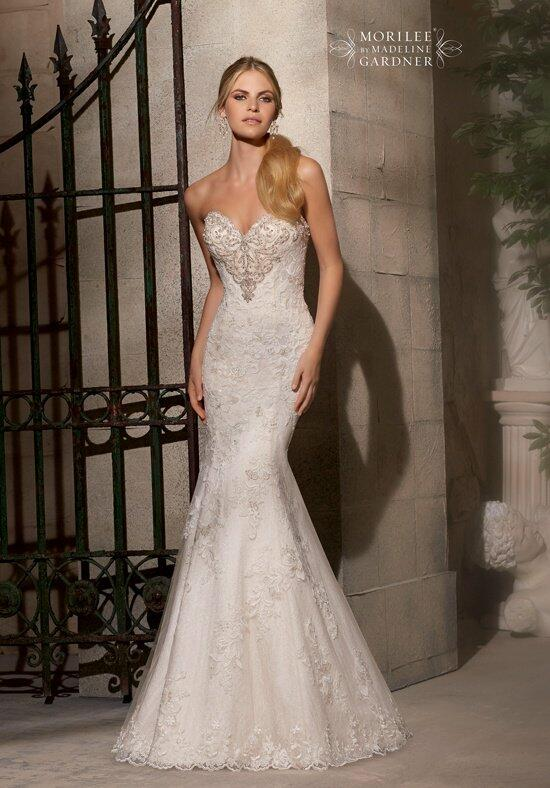 Mori Lee by Madeline Gardner 2724 Wedding Dress photo