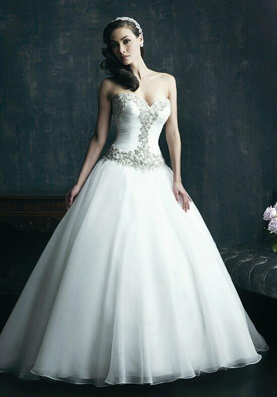 Allure Couture C269 Wedding Dress photo