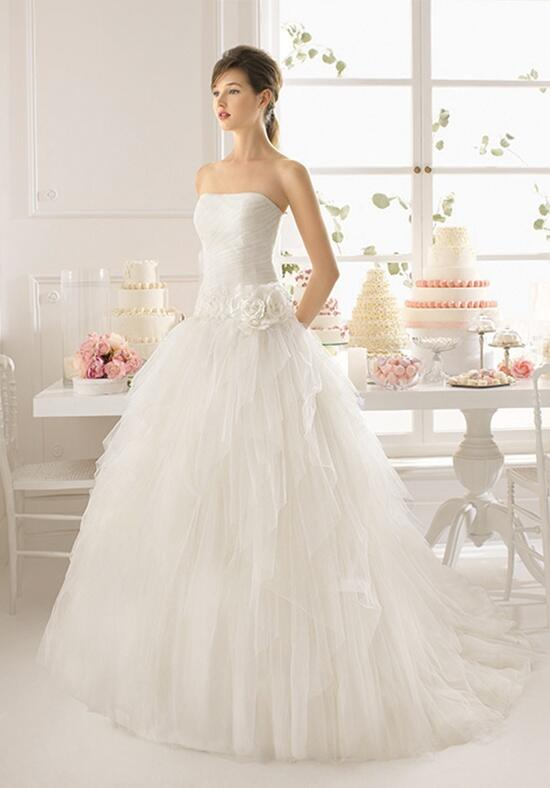 Aire Barcelona ANTARTIDA Wedding Dress photo
