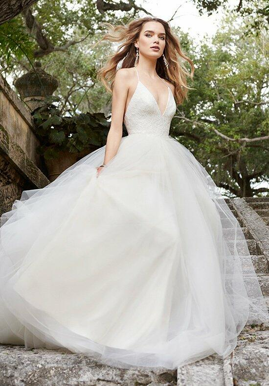 jim hjelm 8315 wedding dress the knot