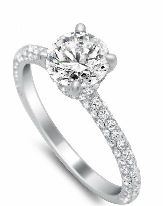 Timeless Designs R1125 Engagement Ring photo