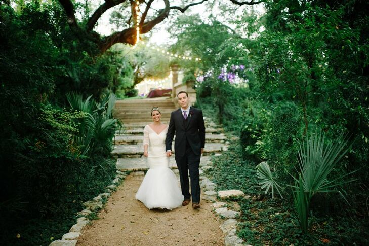 A Whimsical Vintage Wedding In Austin TX