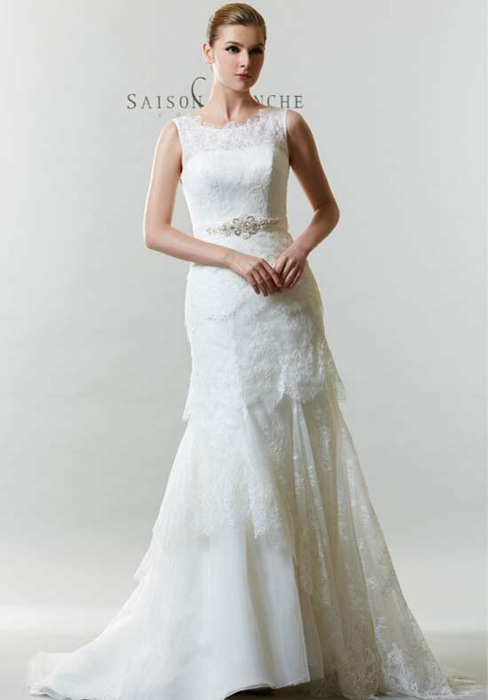 Saison Blanche Couture 4234 Wedding Dress photo