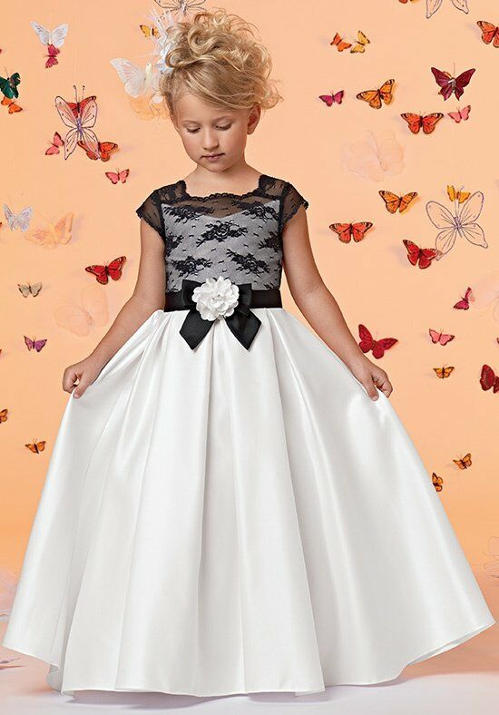 Sweet Beginnings L680 Flower Girl Dress photo