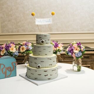 A Colorful Rustic Wedding in Lawrenceville