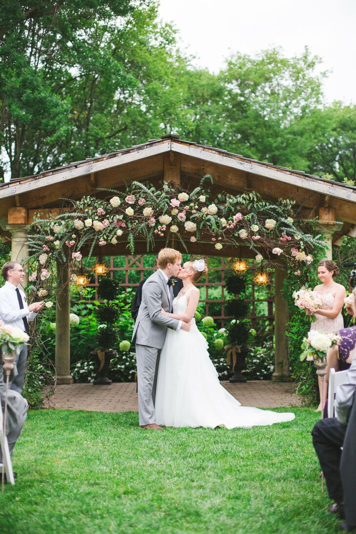 a sweet rustic wedding at camrose hill farm in stillwater minnesota